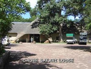 Chobe Safari Lodge Kasane
