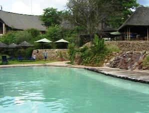Pool Mowana Lodge
