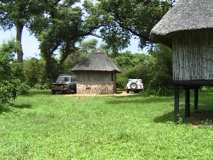 Kaswiswi Bush camp